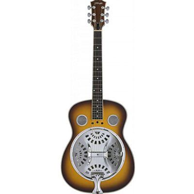 Stagg SR607 SB Acoustic Resonator Guitar