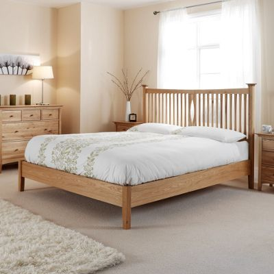 Originals Hudson Bedroom Low Foot End Bedstead - King