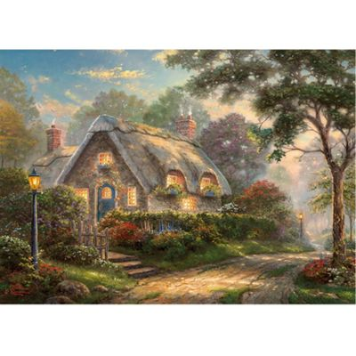Lovelight Cottage - 1000pc Puzzle