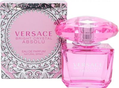 Versace Bright Crystal Absolu Eau de Parfum (EDP) 90ml Spray For Women