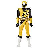 Power Rangers Ninja Steel 30Cm Yellow Ranger Figure