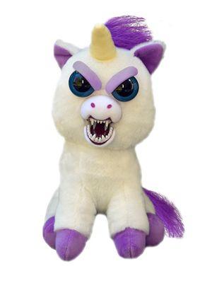 Glenda Glitterpoop Unicorn Feisty Pet Soft Toy