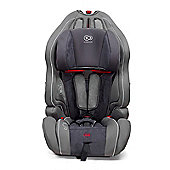KinderKraft Smart Up Car Seat 1,2,3 - Grey