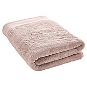 Retreat Bath Towel 69X137 - Thistle