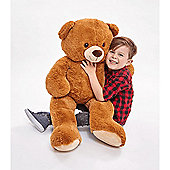 Snuggle Buddies 100cm Bertie Bear