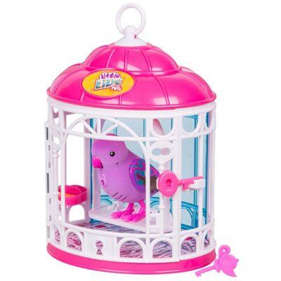 Little Live Pets Secret Songbirds With Cage - Dreamy Genie