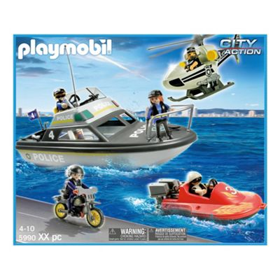 Playmobil Swat Set