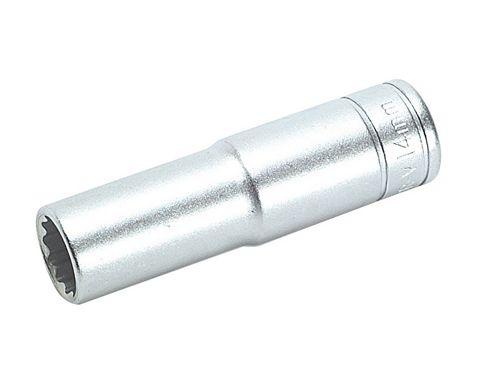 Teng Tools Bi-Hexagon Socket Deep12 Point 1/2in Drive 32mm