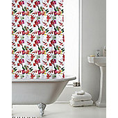 Country Club Shower Curtain Flamingo 180 x 180cm