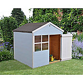 4 x 4 Rock Peach Playhouse 4ft x 4ft (1.22m x 1.22m)