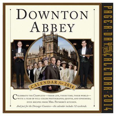 Downton Abbey 2014 Box Calendar