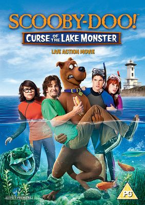 Scooby-Doo - Curse Of The Lake Monster (DVD)