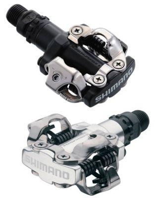 Shimano M520 SPD Pedal - Silver