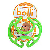 Bolli Stretchy Teether Ball - Green