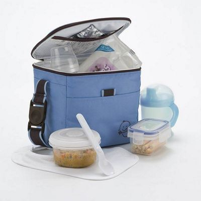 Polar Gear Little Ones Lunch Food Bag Blue