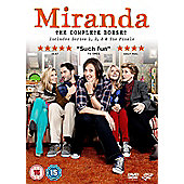 Miranda Complete Collection DVD