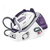 Tefal GV7555 Steam Generator Iron with 2400W and 1.7L Capacity in Purple