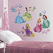 Disney Princess Royal Debut Wall Stickers