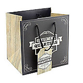 Gentlemens Quarters Mens Gift Bag