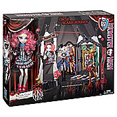 Monster High Freak Du Chic Playset And Rochelle Doll