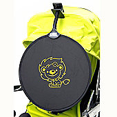 My Buggy Buddy Yellow Lion Sun Shade Clip on