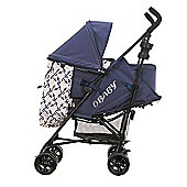 Obaby Zeal Stroller Pram Bundle - Little Sailor