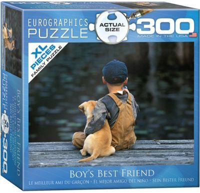 Boys Best Friend Puzzle