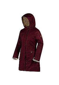 Regatta Roanstar II Waterproof Coat - Purple