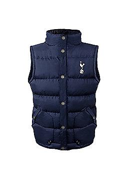 Tottenham Hotspur FC Boys Gilet - Navy blue
