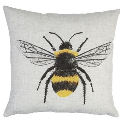 Buy Bumble Bee Double Sided Cushion From Our Cushions