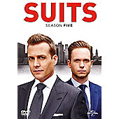 Suits Season 5 DVD