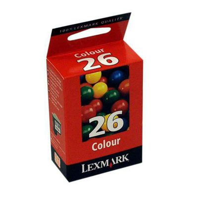 Lexmark Colour Original Ink Cartridge for Lexmark X72 Printer