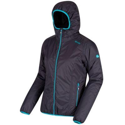Regatta Tuscan Insulated Hooded Jacket 14 Grey
