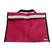 Red Sheet Music Bag - School Book Bag