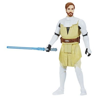 Star Wars Saga Legends Action Figure - Obi-Wan Kenobi