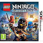 LEGO Ninjago: Shadow of Ronin - Nintendo3DS
