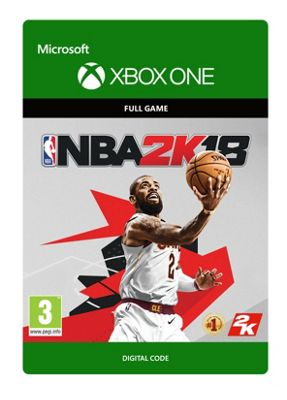 NBA 2K18 (Digital Download Code)