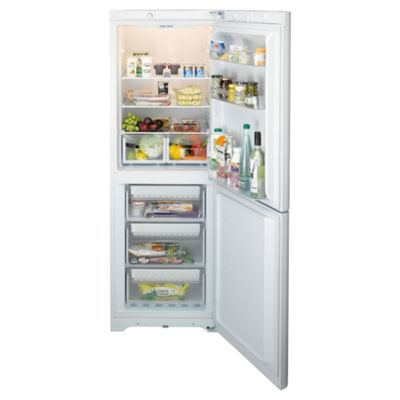 Indesit BIAA12 Fridge Freezer, A+, 60, White