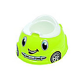 Safety 1st Fast & Finished Potty (Lime)