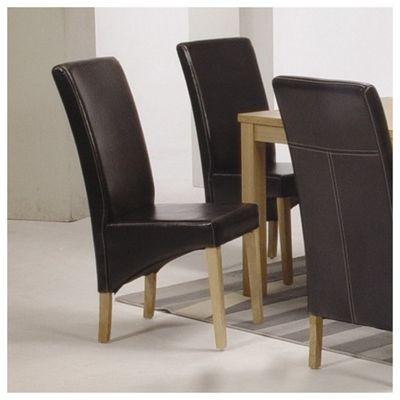 Home Zone Hampton Chair (set of 2)