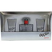 James Bond 007 Quantum Gift Set 50ml EDT + 2 x 50ml Shower Gel For Men