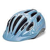 Giro Venus II Womens Unisize Road Bike Helmet Blue/White