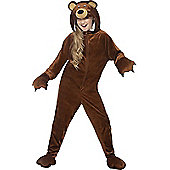 Bear Children's Costume - Brown