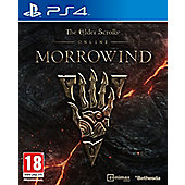 The Elder Scrolls Online: Morrowind - PS4 (ESO)
