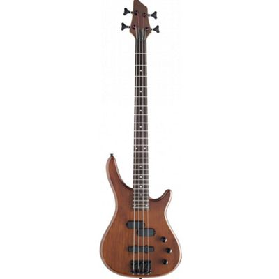 Stagg BC300-WS Fusion Bass Guitar - Walnut