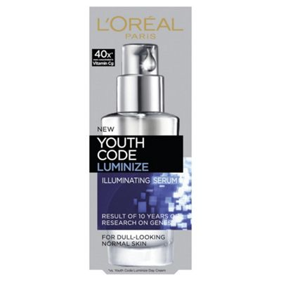 L'Oreal Paris Youth Code Luminize Serum  30ml