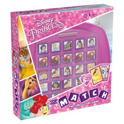 Disney Princess Top Trumps Match Game