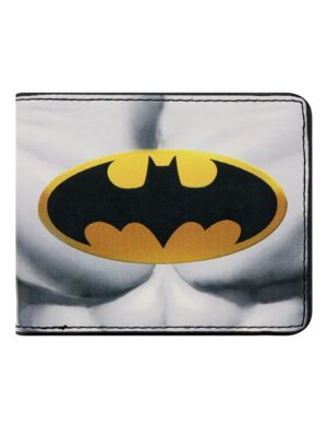 DC Comics Batman Symbol Bi-Fold Wallet