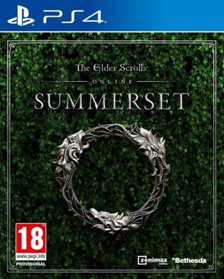 Elder Scrolls Online: Summerset- PS4