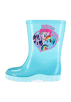 My Little Pony Lorianne Welly Aqua & Pink Various Sizes - Multi